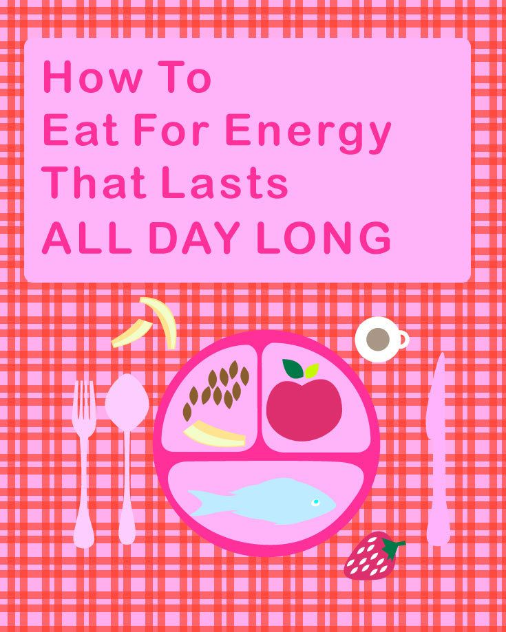 If you're consistently tired and sluggish, your eating habits may be to blame. Elisa Zied, R.D., maps out a food plan that will help you stay alert all day long.
