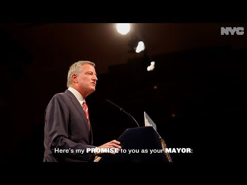 NYC Mayor Bill de Blasio's Promise to ALL New Yorkers #AlwaysNYC - YouTube