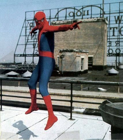 17 Best images about The Amazing Spider-Man Live Action TV ...