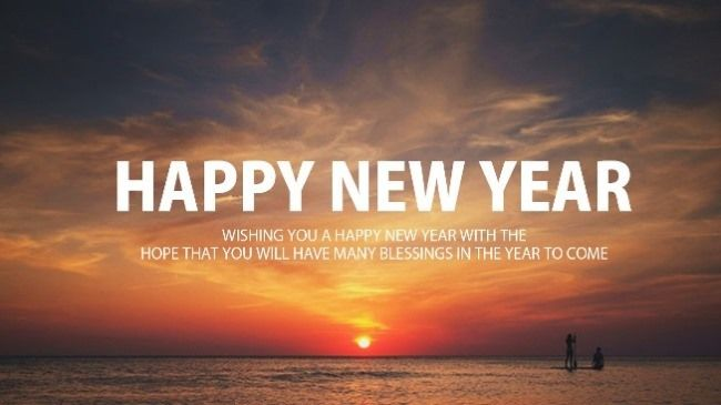 Elegant Happy New Year Wallpaper 2018 For Mobile With Quote Images...   Happy New  Year 2018 Wishes