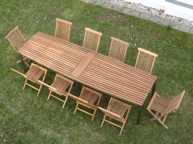 14 besten Gartentisch Design Esstisch Stahlmöbel Edelstahltische ...