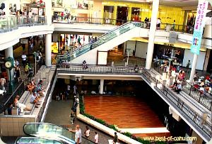 Shopping on Oahu is a fun adventure. Whether you are looking for haute couture, local island art, or everything Hawaiiana, you are likely to find it at Ala Moana Mall, Aloha Stadium Swap Meet, Aloha Tower Marketplace, or at the Ward WArehouse  Ward Center. (the girls will want to go here)