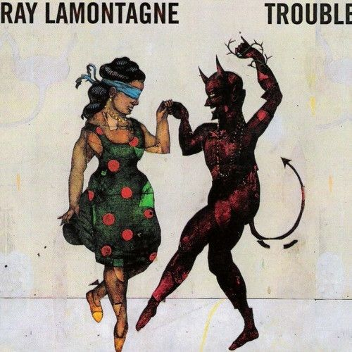 Ray LaMontagne Trouble on 180g Vinyl LP Ray LaMontagne emerged in 2004 from a secluded family life in Maine seemingly fully formed as a singer, songwriter and performer. His 2004 debut, Trouble, becam