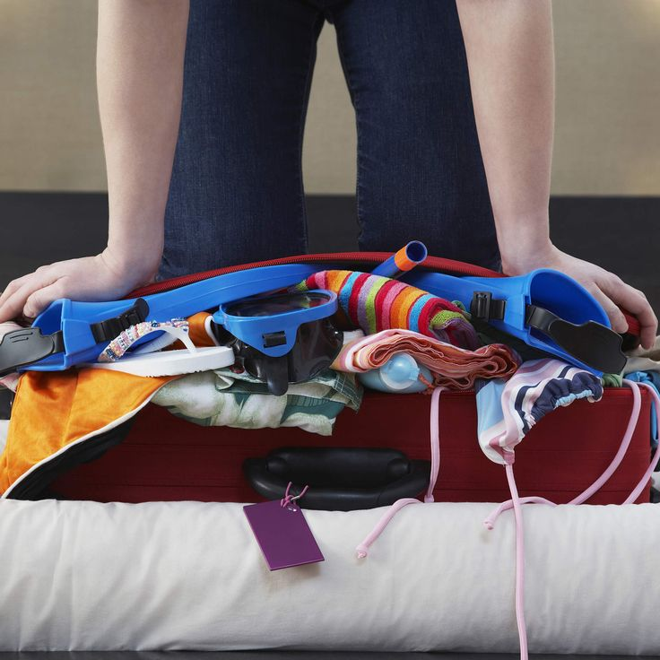 No need to over pack! First stop packing these 15 items in your suitcase. #TravelTips #VegasWanderlust
