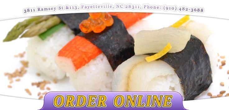 Shogun Japanese Restaurant - Fayetteville - NC - 28311 - Menu - Japanese, Sushi - Online Food in Fayetteville