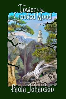 Tower in the Crooked Wood by Paula Johanson. Jenia walks across the continent to track down a sorcerer who nightly enslaves random victims, magically transporting them to various work camps to help build his sorcerer's tower.  A story of resistance and perseverance.