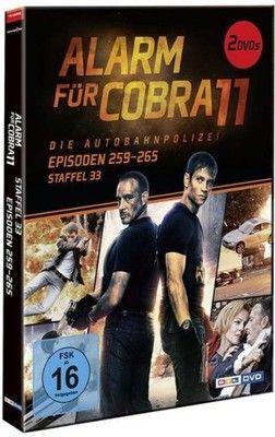 Alarm fur Cobra 11 St. 33 von Heinz Dietz - DVD