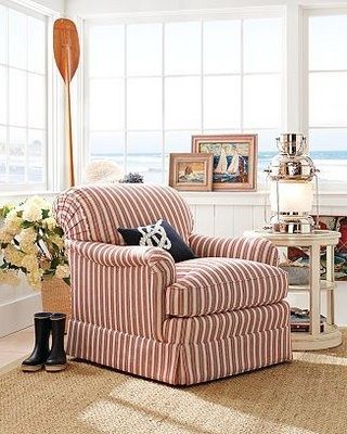 Best 20+ Striped chair ideas on Pinterest   Black and white chair ...