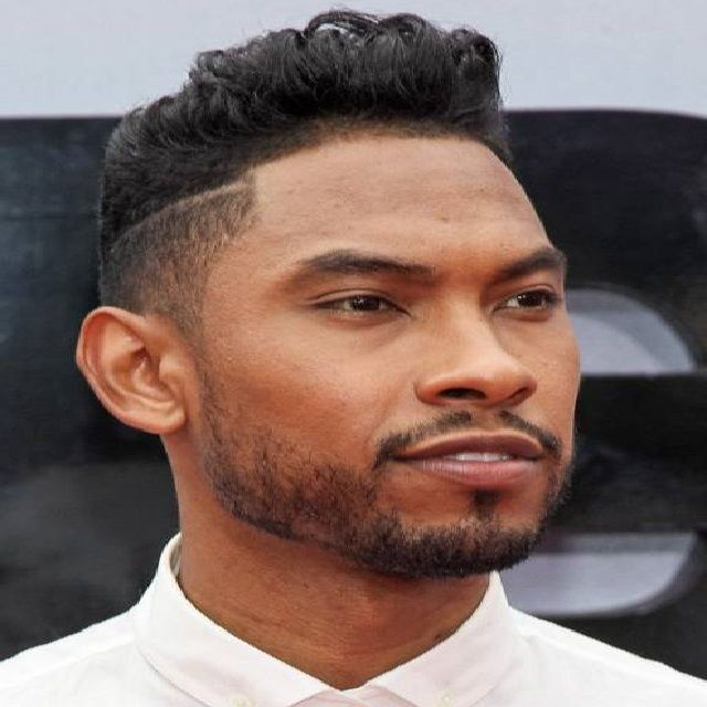 Pompadour Black Men Hairstyle Names