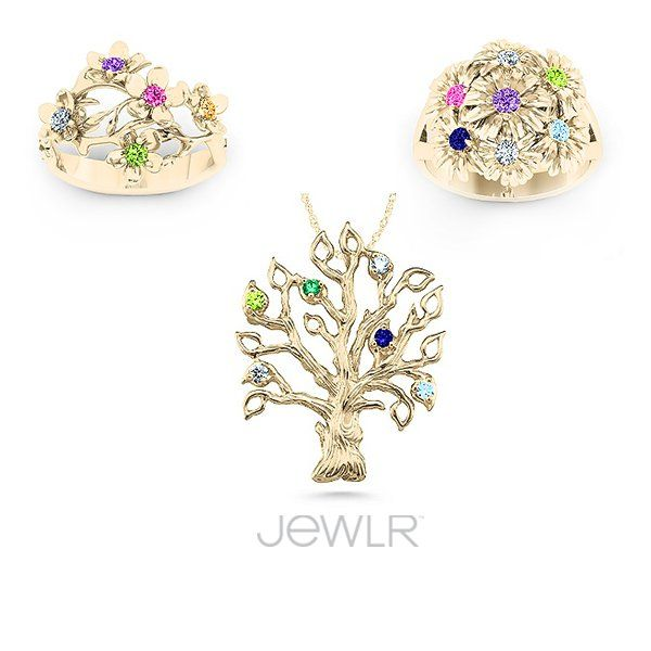 1000 Images About Mothers Rings I Like On Pinterest