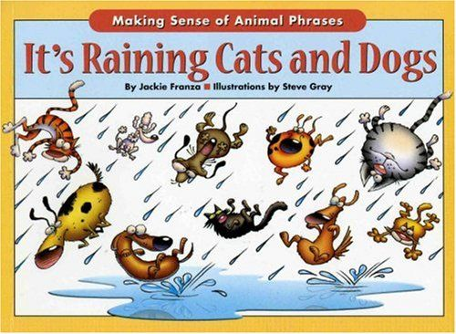 Raining Cats And Dogs Sentence