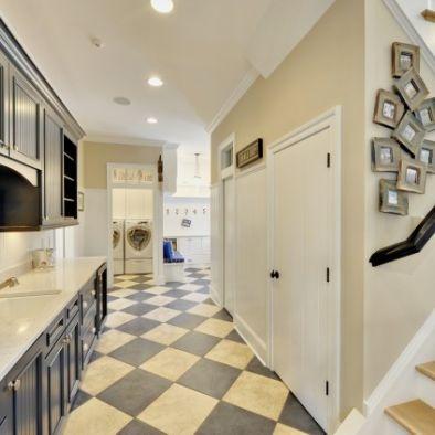 Vct Tile Patterns Ideas Hallway   Joy Studio Design Gallery - Best ...