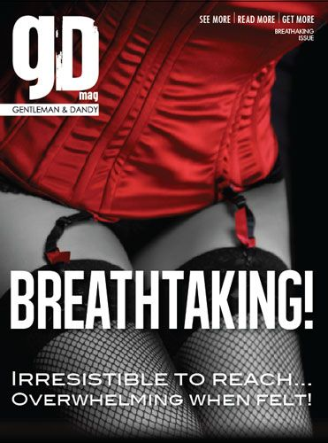 Breathtaking Issue cover
