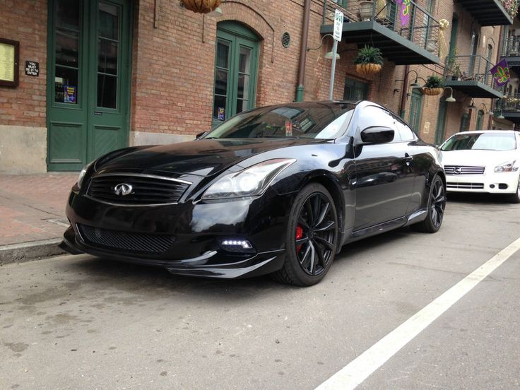 Infiniti G37 Sport Coupe 2Door Sports, package and