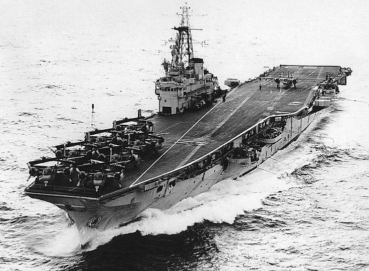 """HMCS Bonaventure  - Canada's last aircraft carrier, the """"Bonnie"""" holds a special…"""