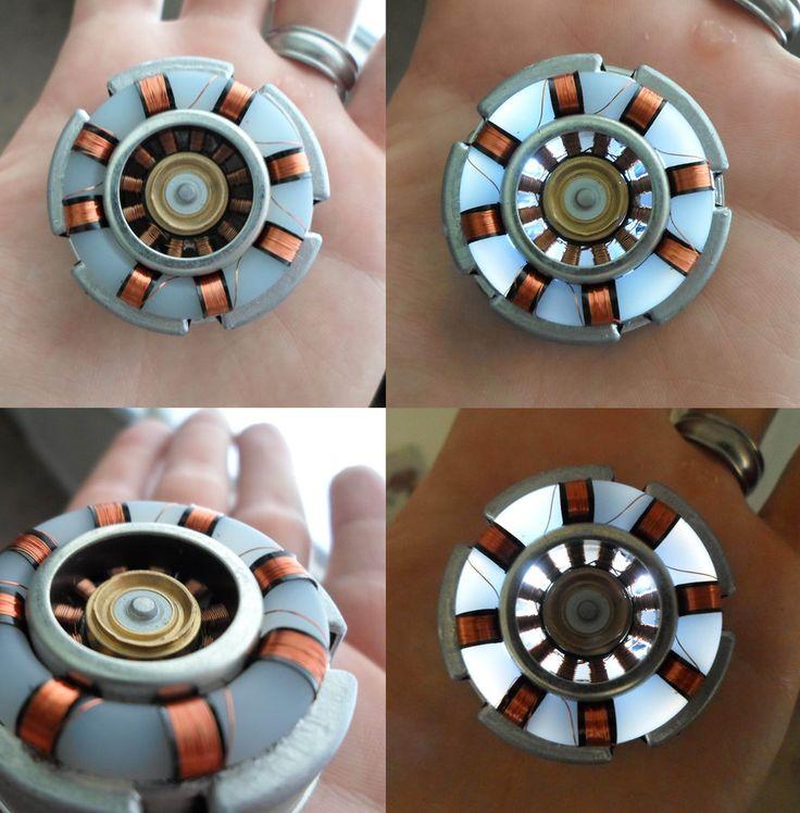 mini ark reactor