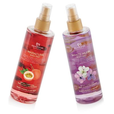 Equivalenza Body Mists €12.00 each