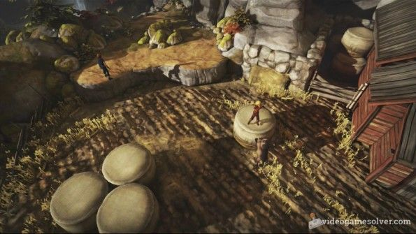 Capitolo 1 • Brothers: A Tale Of Two Sons