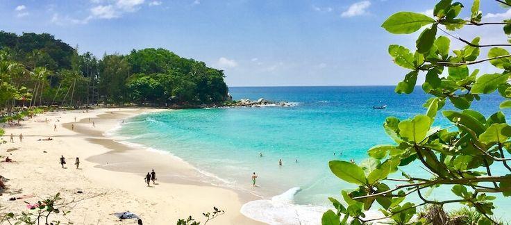 Dieser Geheimstrand auf Phuket wird dich umhauen! http://travel.flashpacking4life.de/das-paradies-auf-phuket-dieser-strand-wird-dich-umhauen/