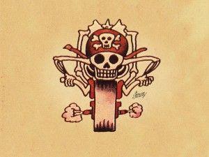 Sailor Jerry Tattoos Live On