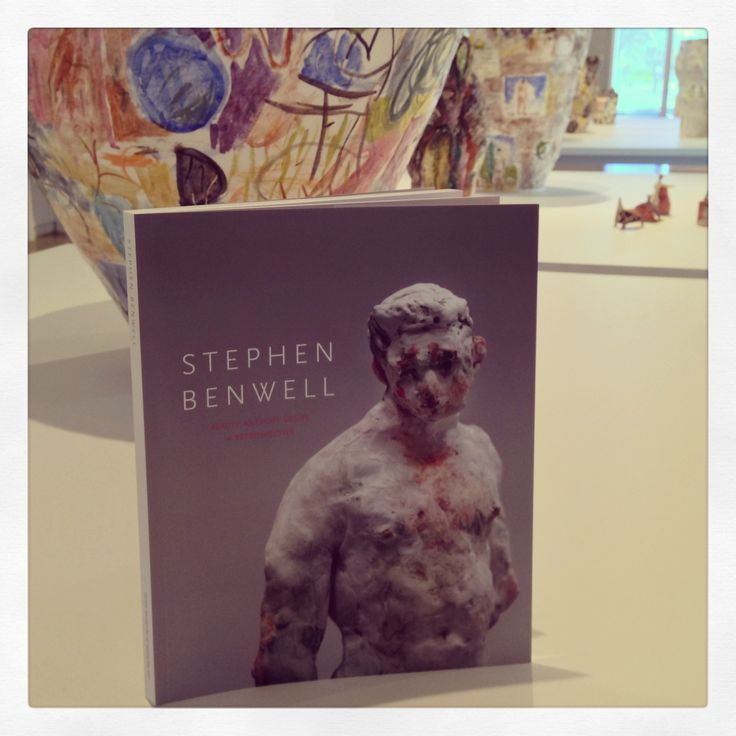 Stephen Benwell catalogue $39.95