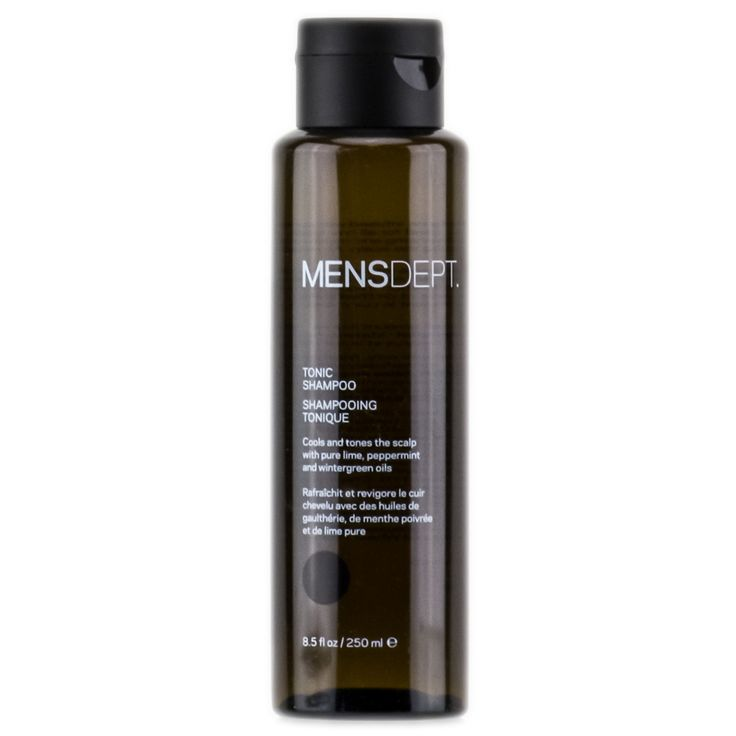 Mens Dept Tonic Shampoo