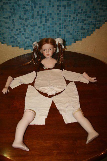 Вторая жизнь. Первая радость. / Кукольная мастерская: ремонт и реставрация кукол / Бэйбики. Куклы фото. Одежда для кукол