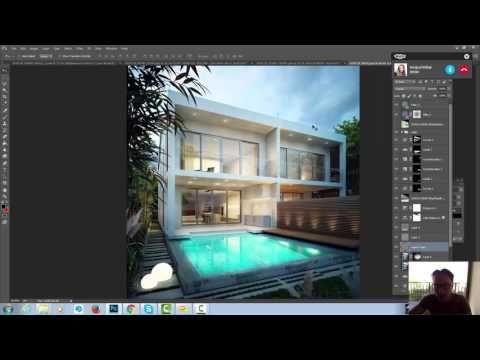 VRay Exterior Workshop - LIVE Webinar - YouTube