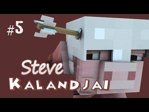 Steve kalandjai 5. epizód MAGYAR SZINKRON - YouTube