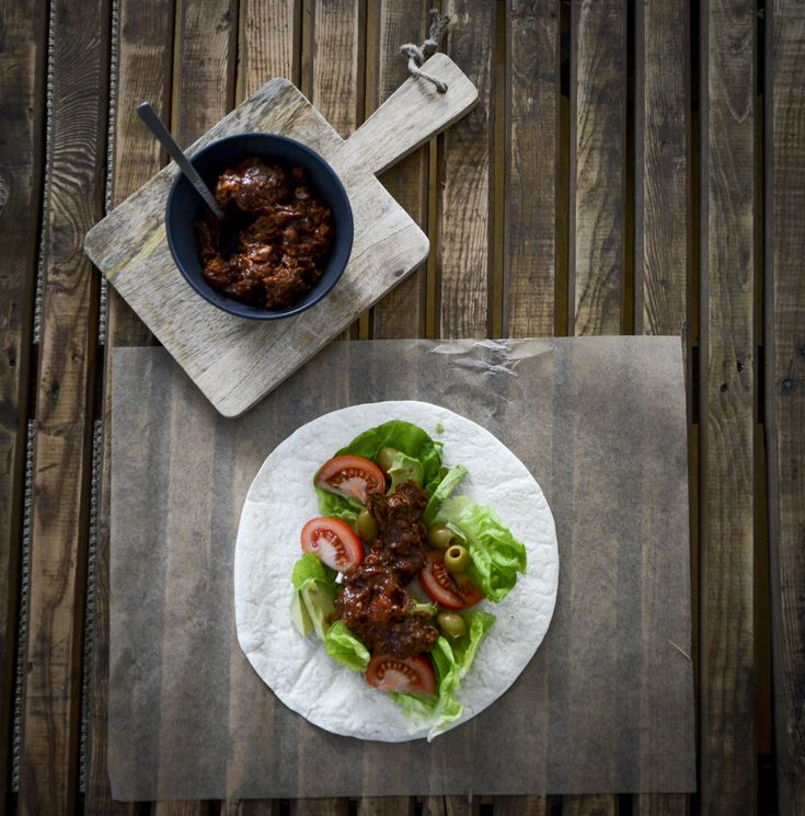 Istället för Tacos  – Recept på himmelskt god oxgryta i Tortilla. | DIY Mormorsglamour | Sköna Hem
