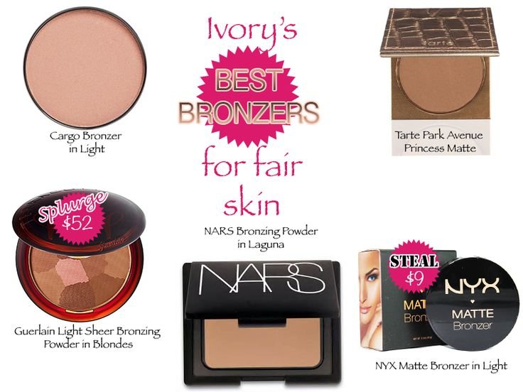 1000 Images About Bronzer On Pinterest Best Contouring