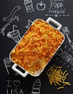 Mac and cheese au cheddar - ELLE