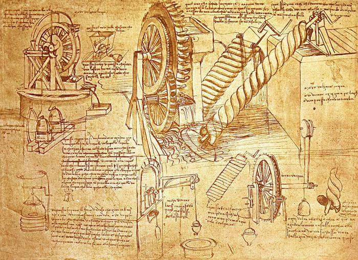 Записи Леонардо — отличный пример для Дневника сканера. Они располагаются в восхитительном беспорядке, они импульсивны, они несдержанны. Не смущайтесь тем, что он великий, а вы пока не очень. Пусть он станет для вас просто человеком, который любил размышлять с пером в руке, как это собираетесь делать и вы.
