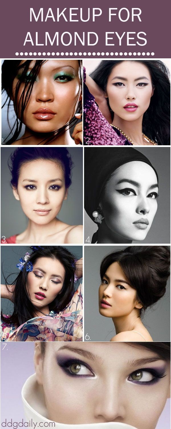 Asian Infusion: A Ddg Moodboard Full Of Makeup Ideas For Asian Eyes  Not  Asian