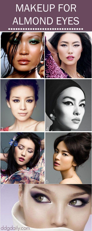 25+ best ideas about Almond eye makeup on Pinterest | Eyeliner ...
