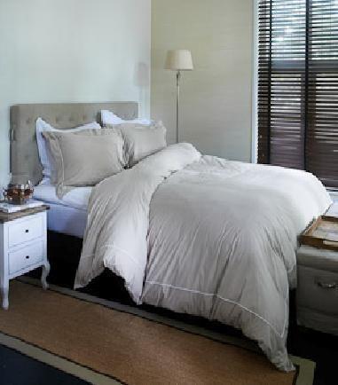 Pościel RM L'hotel Sand 160x200+60x70 cm.