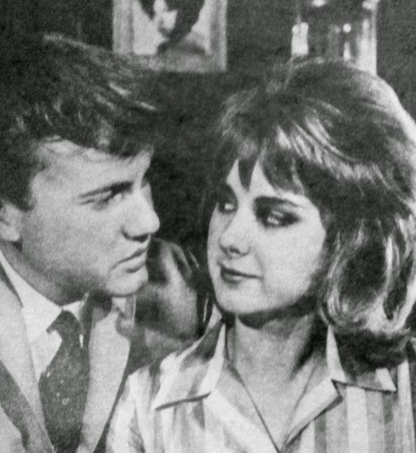 Akasyalar açarken, Göksel Arsoy & Filiz Akın 1962.