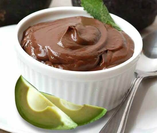 5-Minute Chocolate Avocado Mousse - Guest Post on Naked Cuisine