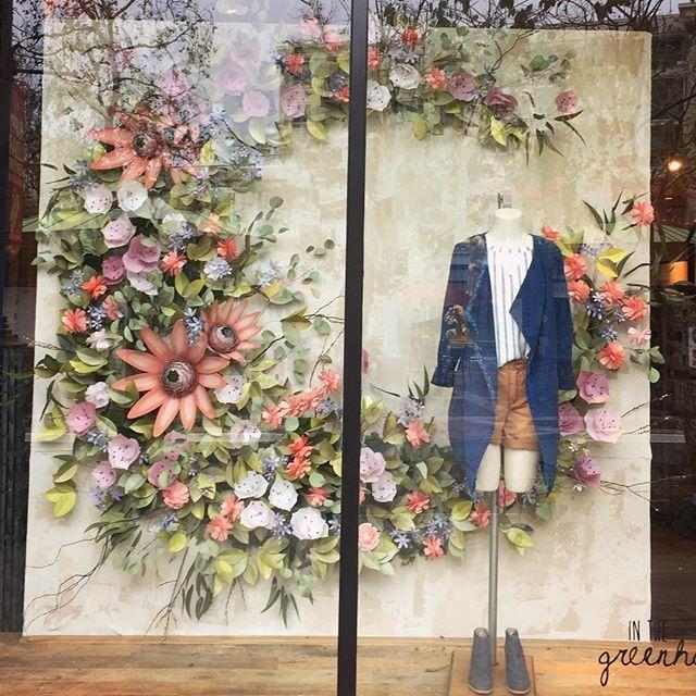 Best 25+ Spring window display ideas on Pinterest | Window ...