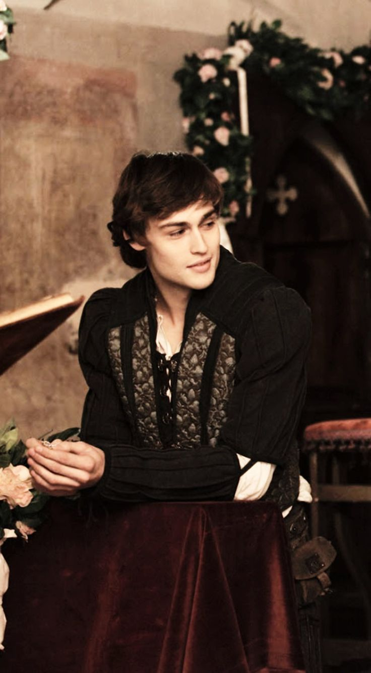 Douglas Booth as Romeo