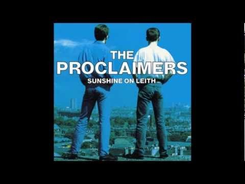 The Proclaimers -- I'm Gonna Be (500 miles)   Marshall's fiero song