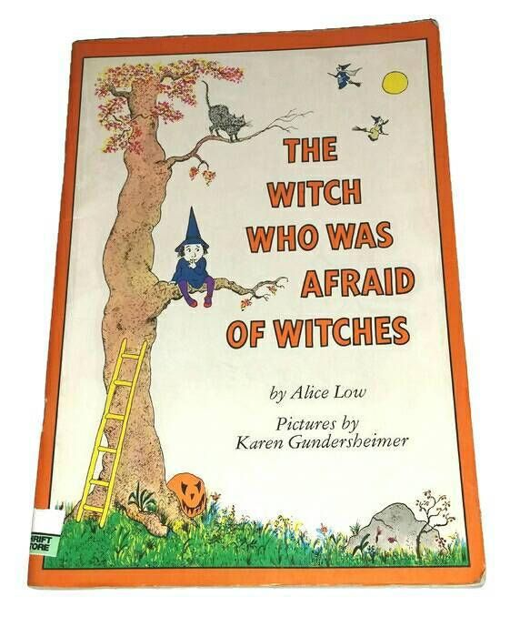 Check out this item in my Etsy shop https://www.etsy.com/ca/listing/546748572/vintage-halloween-book-the-witch-who-was