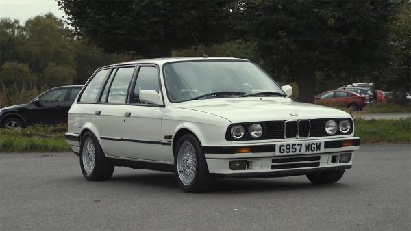 BMW E30 Wagon with a Supercharged M62 V8 | Engine Swaps