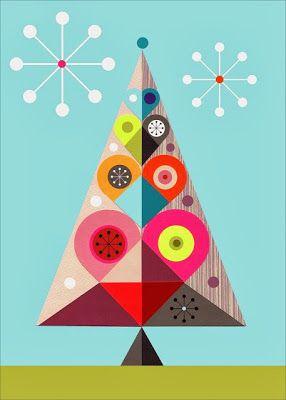 ralph hulett christmas cards - Google Search