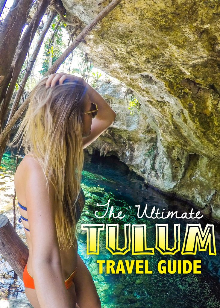 The Ultimate Tulum Travel Guide | The Blonde Abroad