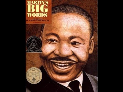 This award winning book is perfect for teaching kids about the great Martin Luther King Jr. Martin's Big Words was written by Doreen Rappaport and illustrate...