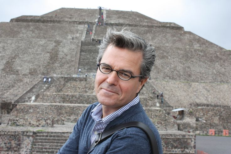 Javier Celaya en México