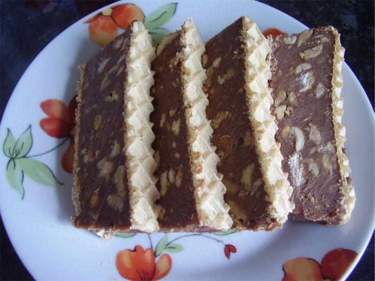 Home Made Chocolate - Romanian recipe