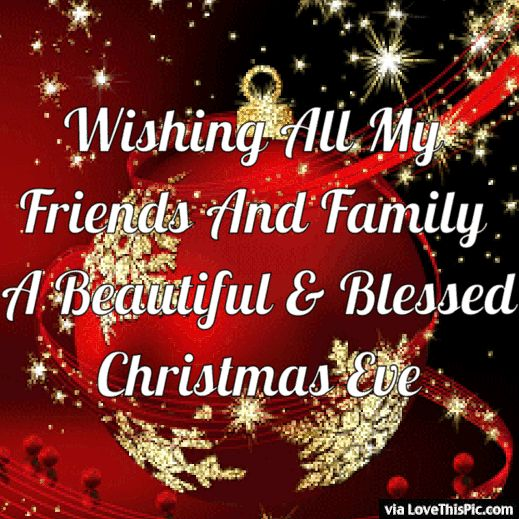 Wishing All My Friends And Family A Beautiful And Blessed Chrismas Eve.. from Retta T