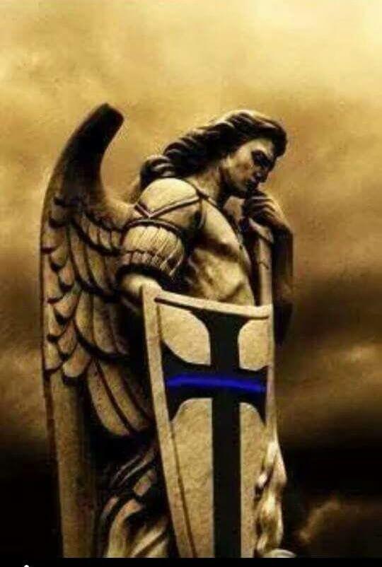 St. Michael the Warrior/Thin Blue Line